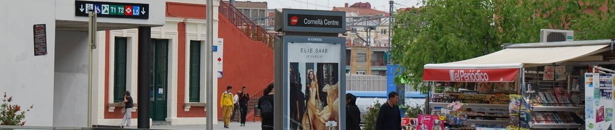 'Cornellà es una de las ciudades mejor comunicadas del Mediterráneo'